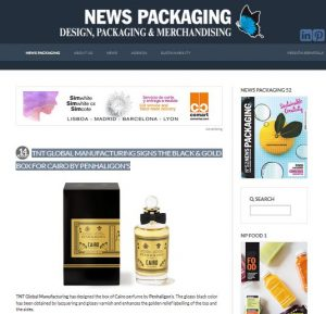 TNT Global Manufacturing signs the